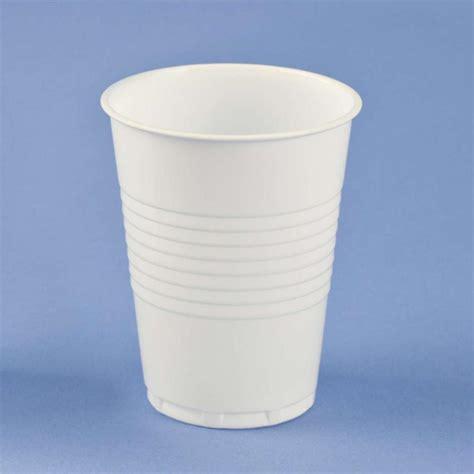 white tall  vending cup oz pcte  donovan bros