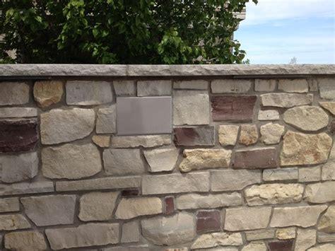 mattoni in cemento per giardino muretti da esterno schemi di posa dei mattoni