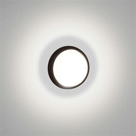 philips eagle black outdoor led wall light philips 17304 30 16 eagle 3 5w led outdoor wall surface light