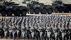 Chinese Army will protect country's sovereignty ...