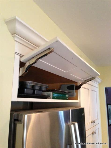 kitchen cabinet storage solutions 45 small kitchen organization and diy storage ideas 5818
