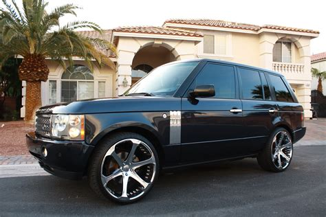 Land Rover Range Rover Modification by Bigdthep 2004 Land Rover Range Rover Specs Photos