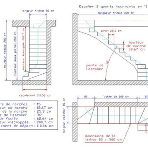 normes escaliers res et garde corps ehi escalier