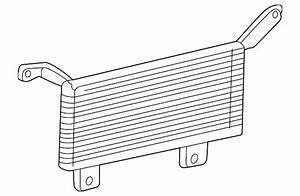 Genuine Ford Cooler Assembly 5c3z