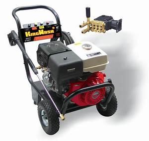 9hp 2900psi Gasoline High Pressure Washer