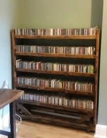 kitchen shelves ideas best 25 cd racks ideas on cd shelving cd dvd