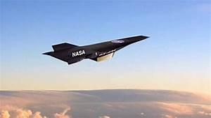 AIRTOP NASA X-43 беспилотный Hyper-X - YouTube