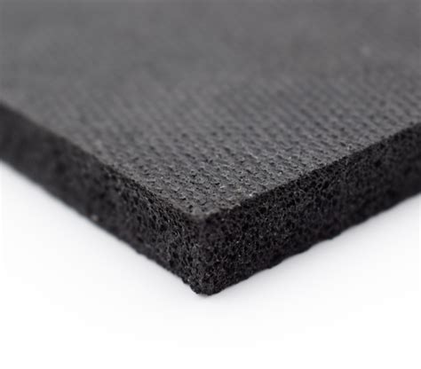 open cell industrial sponge  rubber company