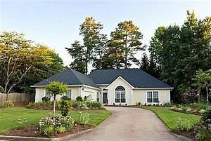 Haus L Form : bungalow bauen bungalowstil ~ Buech-reservation.com Haus und Dekorationen