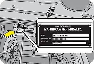 Mahindra Owners Manual