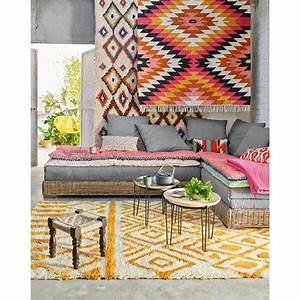 les 25 meilleures idees de la categorie tapis 120x170 sur With tapis kilim avec canapé bambou