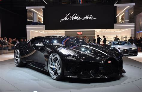 Before the return of bugatti, no transmission capable of holding such power had been conceived. This black-as-night Bugatti may be the world's most expensive new car | Driving