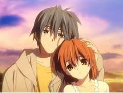 Tomoya and Nagi...
