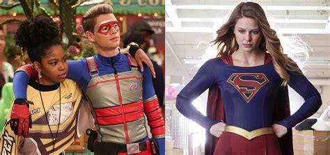 De Supergirl A Henry Danger Tapa Buracos Viram Fenômeno