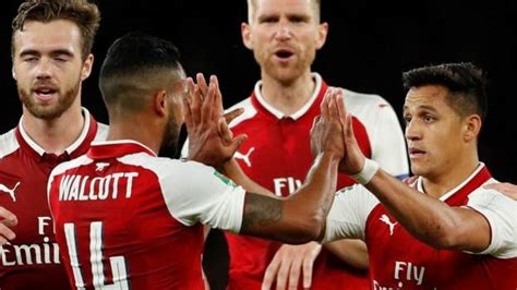 Arsenal 1-0 Doncaster Rovers - BBC Sport