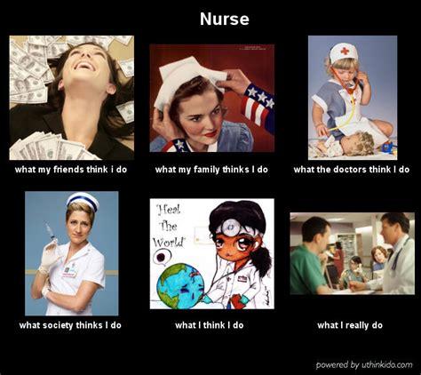 Er Nurse Meme - what i really do meme nurse