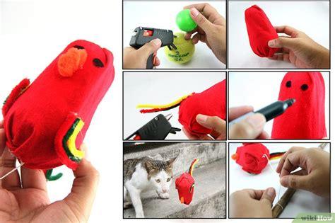 jouet pour chat fait maison comment faire un jouet pour chat de conception de maison