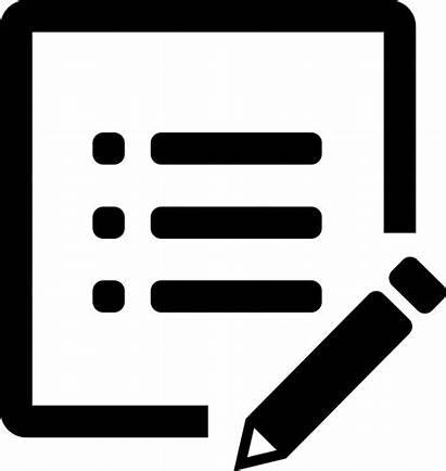 Icon Manual Standard Svg Instructions Guide Handbook