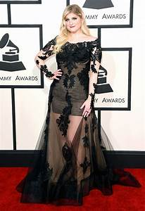 Meghan Trainor | Grammys 2015 Red Carpet Fashion: What the ...