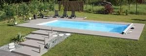 Piscine Enterrée Coque : piscine coque polyester enterr e piscine du nord ~ Melissatoandfro.com Idées de Décoration