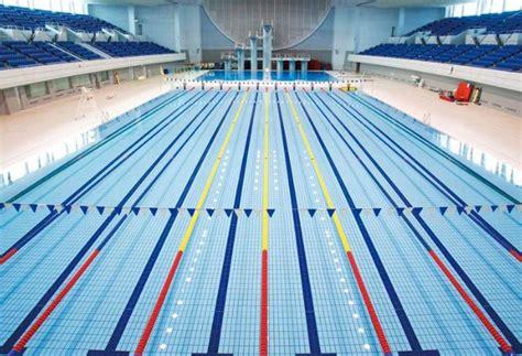 ukuran kolam renang standar nasional internasional beserta