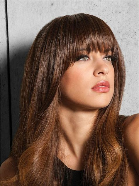 bangs synthetic hairpiece  hairdo