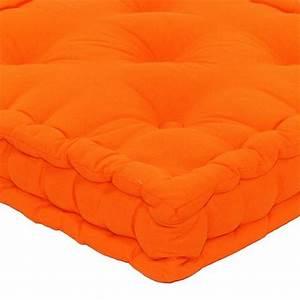 coussin de sol 50 cm etna orange coussin de sol et With couleur gris taupe pour salon 16 grand coussin de sol 60 cm etna vison coussin de sol