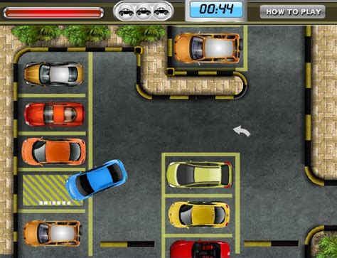 Download Play Parking Lot Game