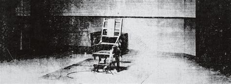 aftershock andy warhol and the electric chair sotheby s