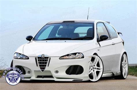 Alfa Romeo 147 Tuning  Car Tuning Magazine Tuningmagnet