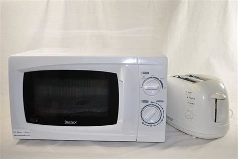 Brewing coffee outdoors is a simple task, but doing it right? 500 watts Low Power Microwave Oven and Toaster ideal for caravans