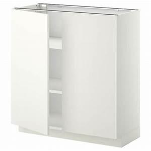 Ikea Metod Unterschrank : metod unterschrank m b den 2t ren wei h ggeby wei ikea ~ Watch28wear.com Haus und Dekorationen