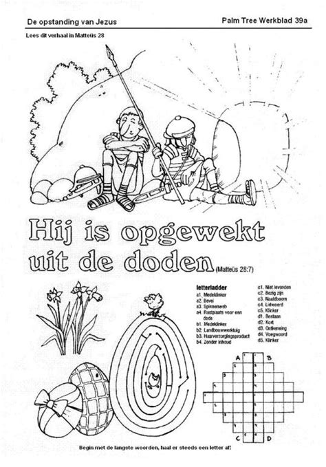Kleurplaat De Blindgeborene by Kerst Kleurplaat Groep 8 Tranhnger Basteln