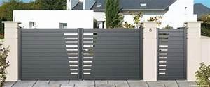 Portail et clôture, bien connaitre la réglementation et bien choisir ! Hauteur Largeur