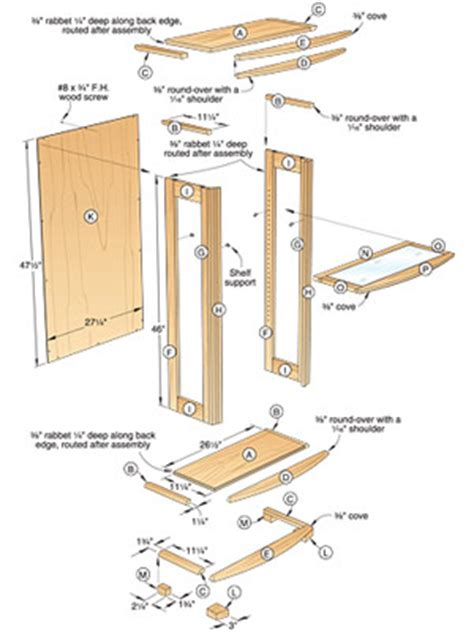 woodworking tools building plan storage boxes wood