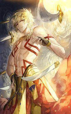 archer gilgamesh fatezero fatestay night