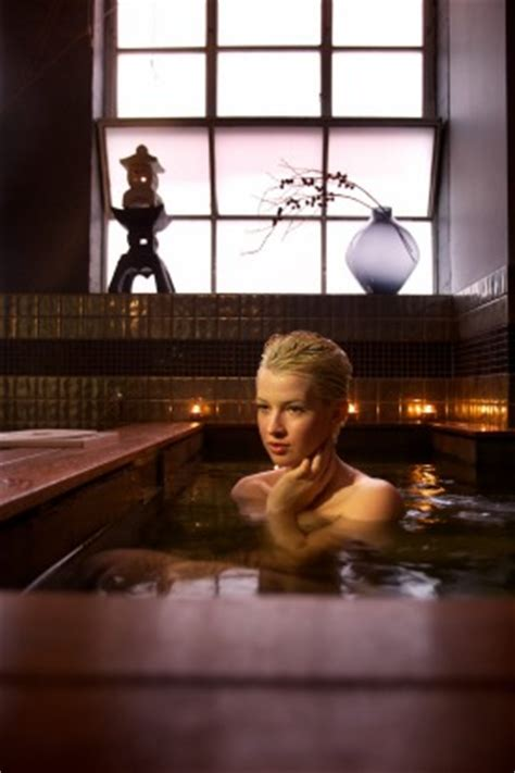 Japanese Bath Traditional Guest House Taking The Waters The Best Spas In And Melbourne
