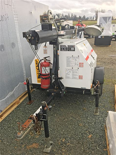 Light Tower For Sale by Used 6kw Light Tower For Sale Prima Power Systems Inc