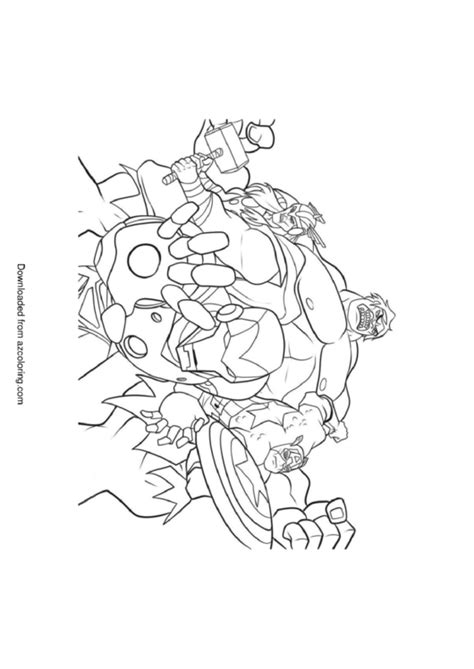 20 superhero coloring sheets free to download in pdf