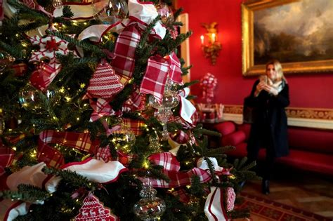 First Look  Christmas At The White House  Stella's Place