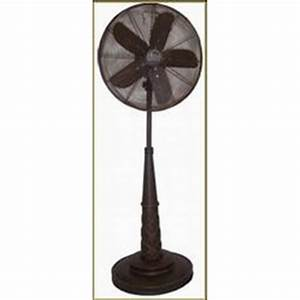 """Shop Feature Comforts 18"""" Stand Fan at Lowes com"""
