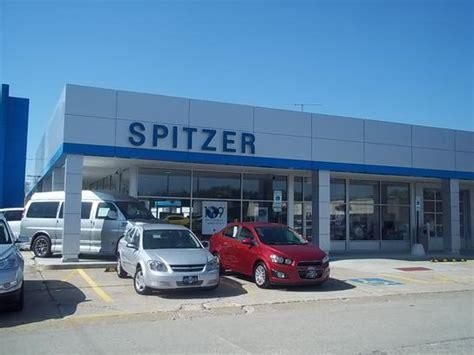 Spitzer Chevrolet Amherst  Amherst, Oh 44001 Car