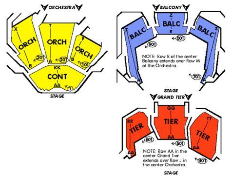 bjcc seating chart