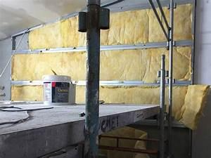 Isolation Sonore Mur : ds couchet pl trerie pour les particuliers et les ~ Premium-room.com Idées de Décoration