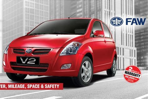 Faw V2 2018 Price In Pakistan New Model Euro 4 Features