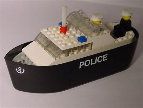 Vintage Lego Boat Sets by 314 Boat Review Lego Town Eurobricks Forums
