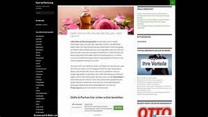 Kauf Per Rechnung : wo parfum auf rechnung online kaufen bestellen ~ Themetempest.com Abrechnung