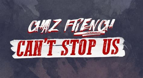 chaz french  stop