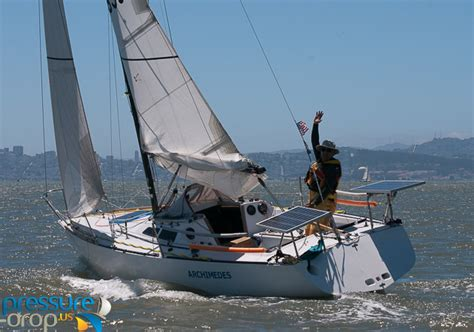 Single Handed Sailing Boats by 19th Edition Of The Singlehanded Transpacific Yacht Race