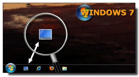 cacher icone bureau comment afficher les icones du bureau windows 7
